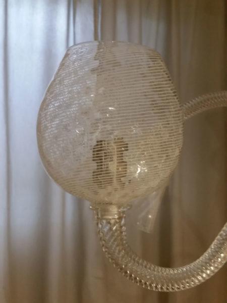 filigree lampshade
