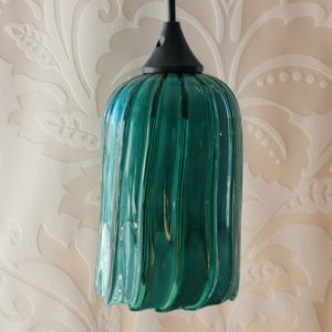 murano glass hanging lamp
