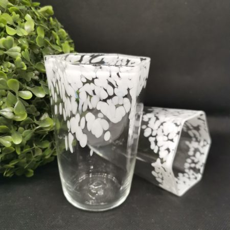 murano drinking glasses