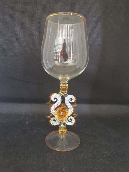 murano goblet