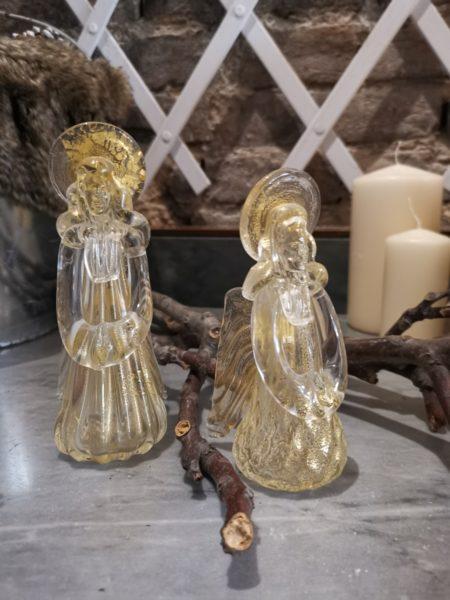 angeli vetro di murano