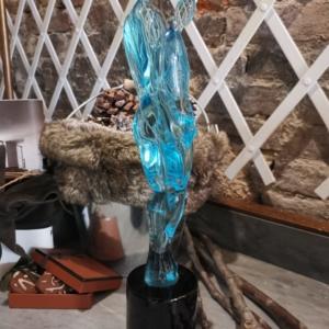 Scultura in vetro-Murano Glass