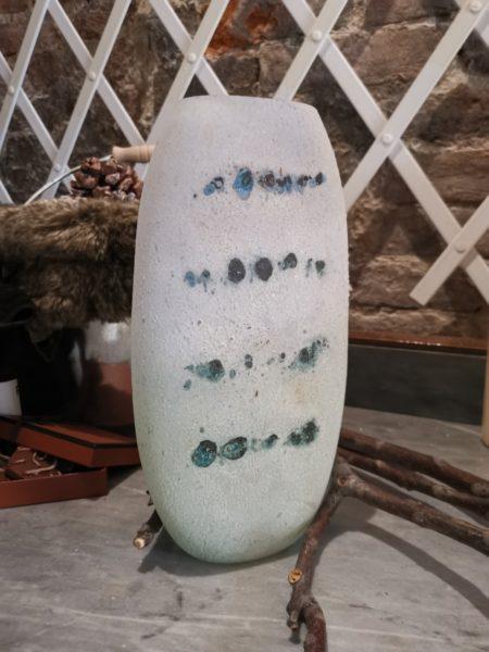 vaso in vetro Murano