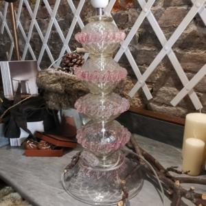 LAMPADA DA TAVOLO VENEZIANA-MURANO GLASS