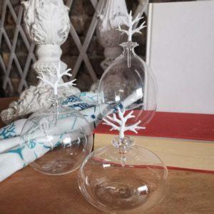 Set of 3 Glass Bottles – Murano Glass